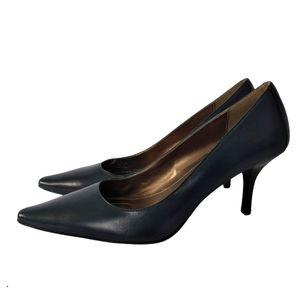 Calvin Klein Dolly Pointed Toe Pump Heel